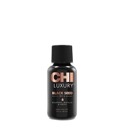 Festett haj Farouk CHI Luxury Black Seed Oil Dry Oil 15 ml