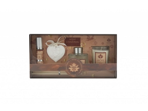 ARÔME Arôme Apple & Cinnamon Gift Set