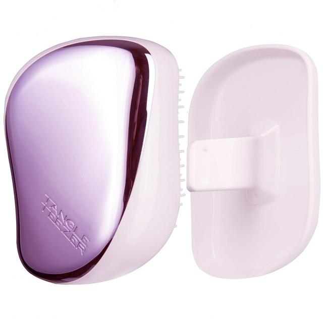 TANGLE TEEZER Tangle Teezer Compact Styler Lilac Gleam Hairbrush