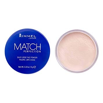 RIMMEL Rimmel Match Perfection Silky Loose Face Powder Transparent 10 g