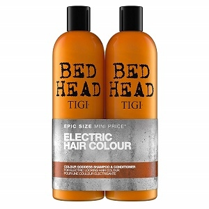 TIGI TIGI Bed Head Colour Goddess Shampoo 750 ml & Conditioner 750 ml ajándékszett