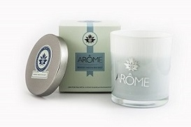 ARÔME Arôme Woody Sage & Sea Salt Candle 200 g