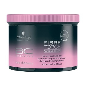 SCHWARZKOPF PROFESSIONAL Schwarzkopf Professional BC Bonacure Fibre Force Bonding Cream 500 ml