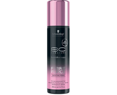 SCHWARZKOPF PROFESSIONAL Schwarzkopf Professional BC Bonacure Fibre Force Fortifying Primer 200 ml