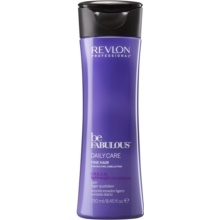Hajápolás  Revlon Be Fabulous Daily Care Fine Hair Conditioner 250 ml
