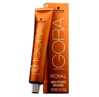 Schwarzkopf Professional Igora Royal High Power Browns 60 ml