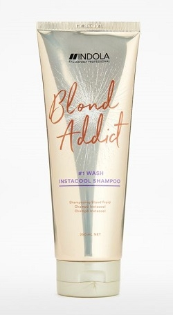 INDOLA Indola Blond Addict Wash Instacool Shampoo 250 ml