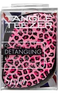 Tangle Teezer Compact Styler Pink Kitty hajkefe