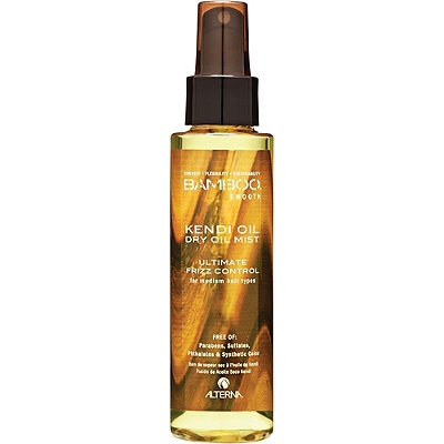 Hajápolás Alterna Bamboo Smooth Kendi Oil Dry Oil Mist 125 ml