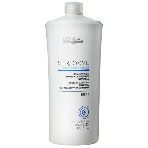Serioxyl Loreal Professionnel Serioxyl Thickening Conditioner a ritkuló természetes hajra 1000 ml