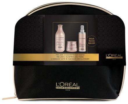 Ajándékcsomagok L´Oréal Professionnel Vitamino Color Kit (Shampoo 300 ml + Mask 250 ml + Spray 190 ml)
