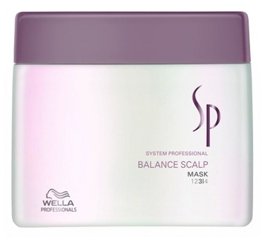 WELLA SYSTEM PROFESSIONAL Wella SP Balance Scalp Mask 400 ml