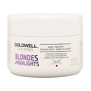 GOLDWELL Goldwell Dualsenses Blondes & Highlights 60sec Treatment 200 ml