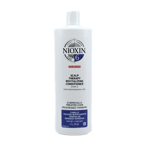 NIOXIN Nioxin System 6 Scalp Therapy Revitalizing Conditioner 1000 ml
