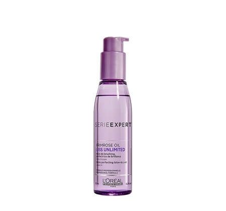 L´Oréal Professionnel Série Expert Liss Unlimited Primrose Oil 125 ml