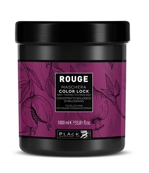 Black Professional Rouge Color Lock Mask 1000 ml