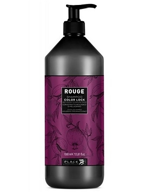 Black Professional Rouge Color Lock Shampoo 1000 ml