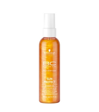 Schwarzkopf Professional BC Bonacure Sun Protect Shimmer Oil 150 ml