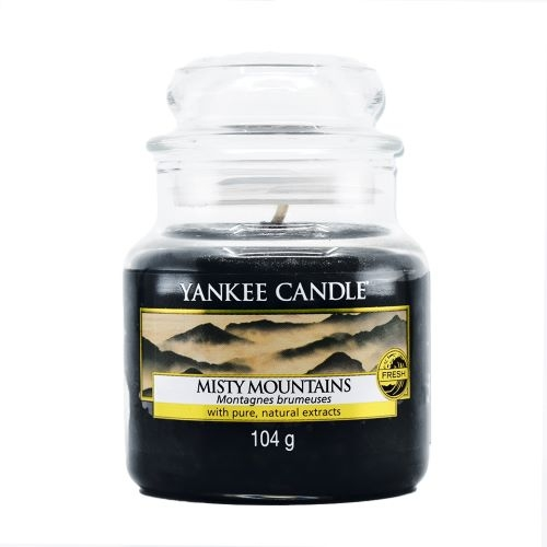 YANKEE CANDLE Yankee Candle Classic Small Jar Candle Misty Mountains 104 g